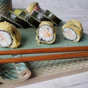 Ceramiczny zestaw do sushi Green