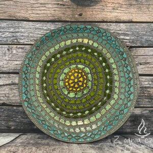 Patera Blue Mosaic