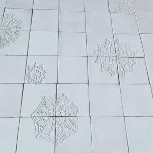 Kafle kwadratowe