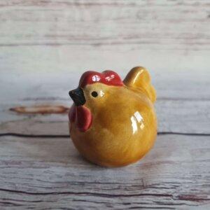 """Wielkanocna kura ceramiczna S  """" Koniakowa"""""""